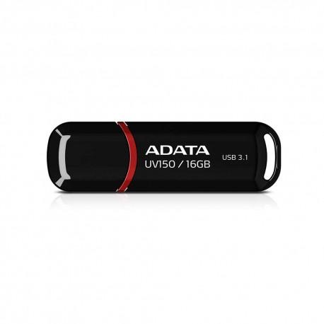 ADATA DashDrives UV150 - Flashdisk USB 3.1 SuperSpeed - 16GB Hitam
