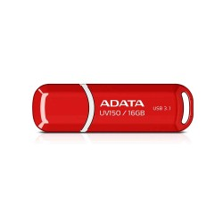 ADATA DashDrives UV150 - Flashdisk USB 3.1 SuperSpeed - 16GB Merah