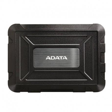 ADATA ED600 Enclosure Eksternal SSD atau HDD 2.5 - Hitam