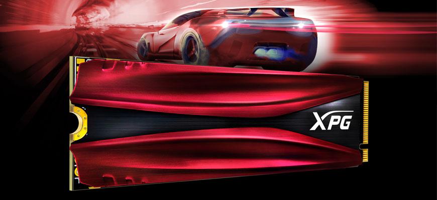 Heatsink XPG Gammix S11 Pro
