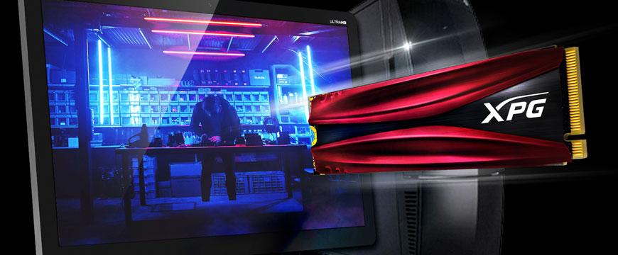 Performance SSD XPG Gammix S11 Pro