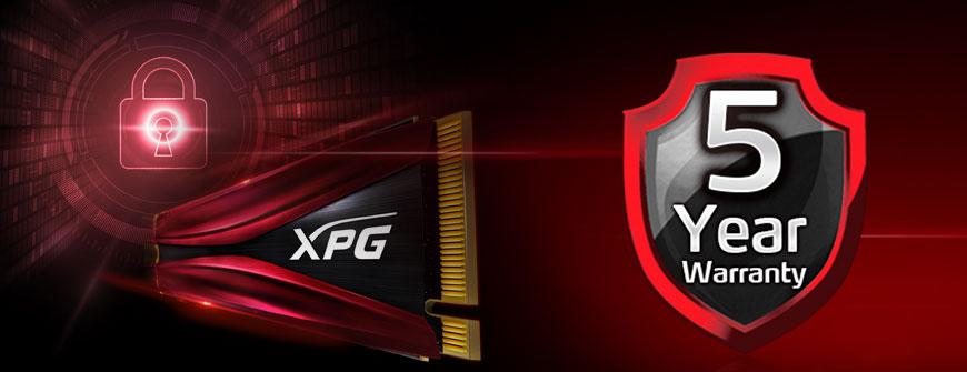 Daya Tahan dan Garansi SSD ADATA XPG