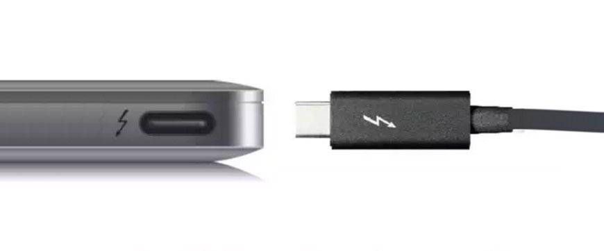 Pengertian Thunderbolt 3 USB-C