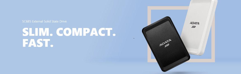 ADATA SSD Eksternal SC685