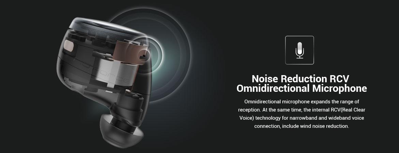 Improved voice calling - RCV