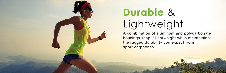 Optoma NuForce BE Sport 4 Premium Wireless Sport Earbuds