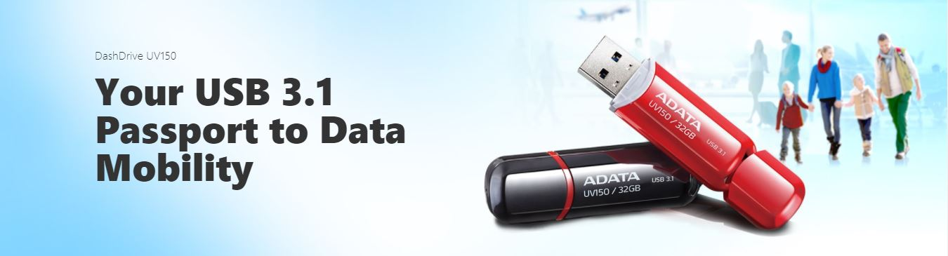 Adata UV150 USB3.1 Flash Drive