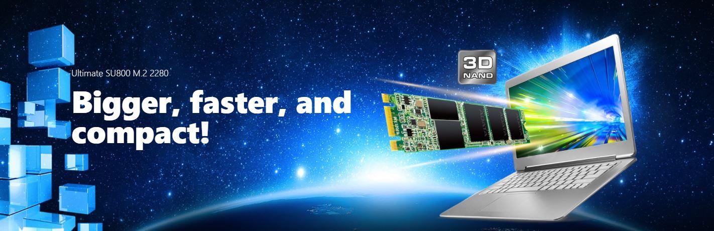 Banner SSD Internal Adata SU800