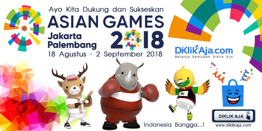 Asian Games 18th Jakarta Palembang 2018