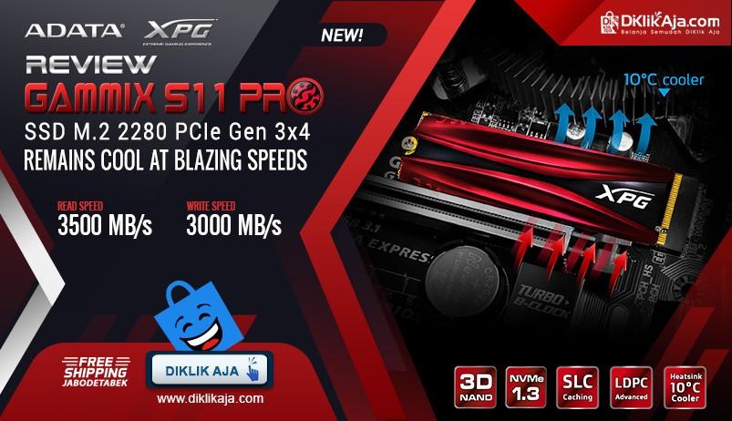 ADATA XPG SSD GAMMIX S11 PRO